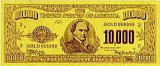 10,000$ BankNote