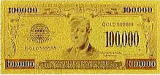 100,000$ BankNote